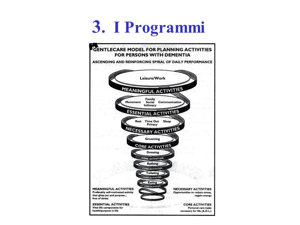 3. I Programmi