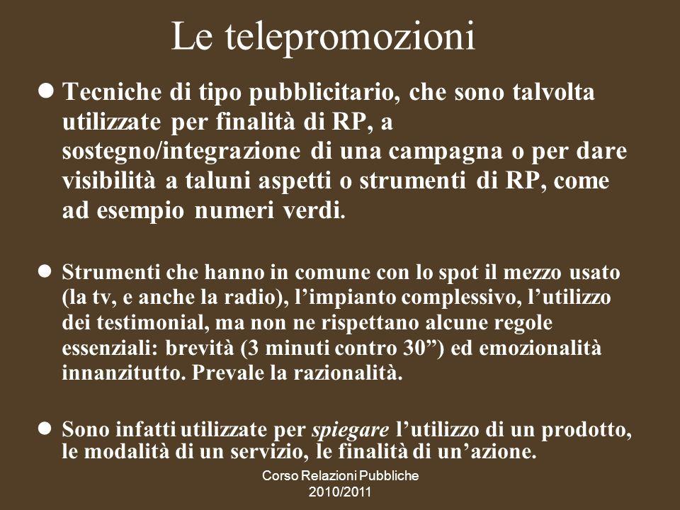 Corso Relazioni Pubbliche 2010/2011 Il business to business o B2B o BtoB Attività di comunicazione che si svolge esclusivamente tra aziende e/o tra operatori economici.
