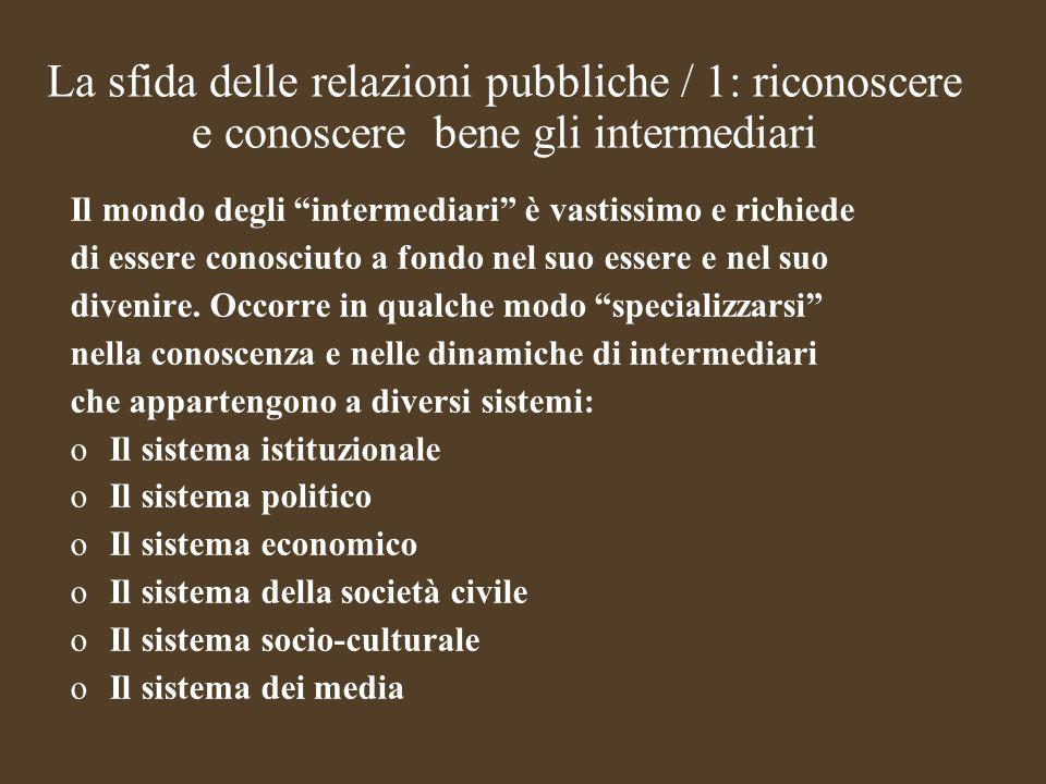 La sfida delle relazioni pubbliche/2: interpretare lopinione pubblica oLopinione pubblica è la combinazione di idee, convinzioni, valori e valutazioni, abbracciate da una data società (o da gruppi più o meno specifici al suo interno) in un dato periodo.