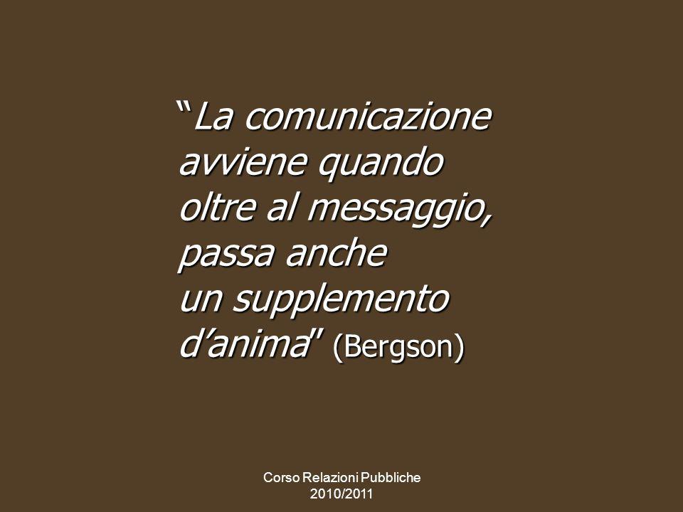 La comunicazione nasce come strumento di informazione & conoscenza, ma si sviluppa come strumento di persuasione che consente cioè di influenzare latteggiamento del pubblico dei destinatari, per ottenerne il consenso attivo.