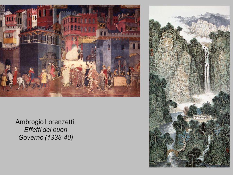 Pietro Lorenzetti, Nascita di Maria (1342) Ambrogio Lorenzetti, Scene della vita S. Nicola