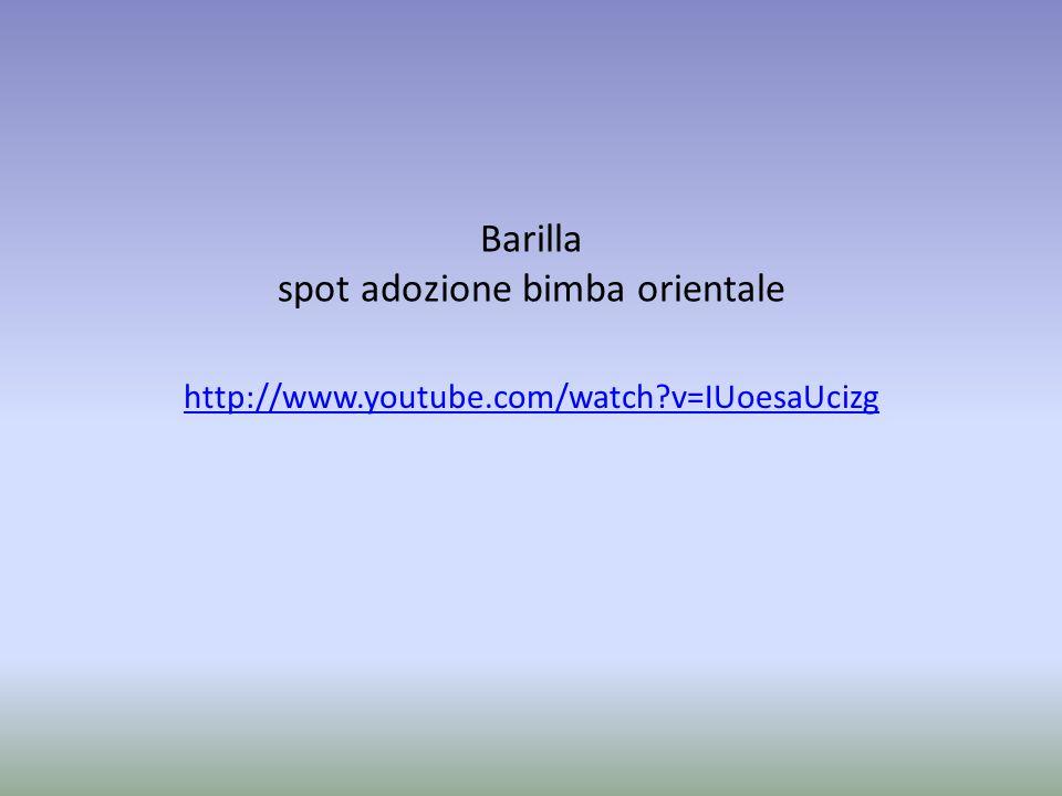 http://www.youtube.com/watch?v=A76mpzud3u0 Barilla scambio di e-mail