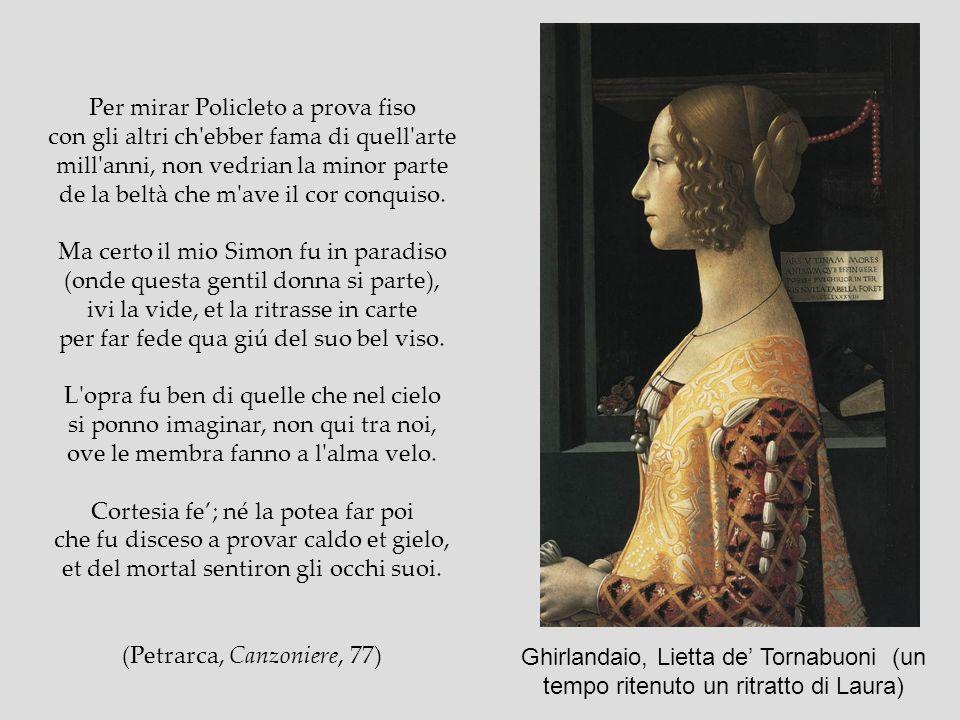 Conformità percettiva: La somiglianza J, van Eyck, Ritratto di uomo (Timoteo), 1432 (Léal souvenir)