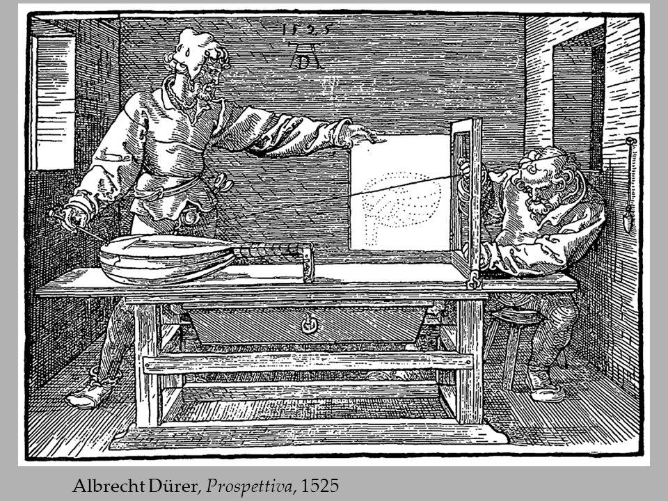 Albrecht Dürer, Prospettiva, 1525