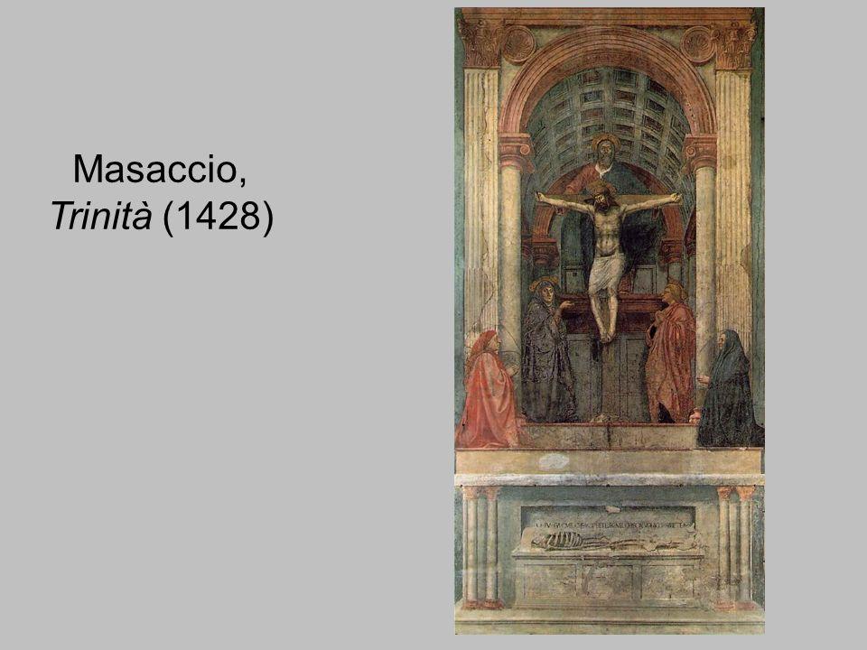 Masaccio, Trinità (1428)
