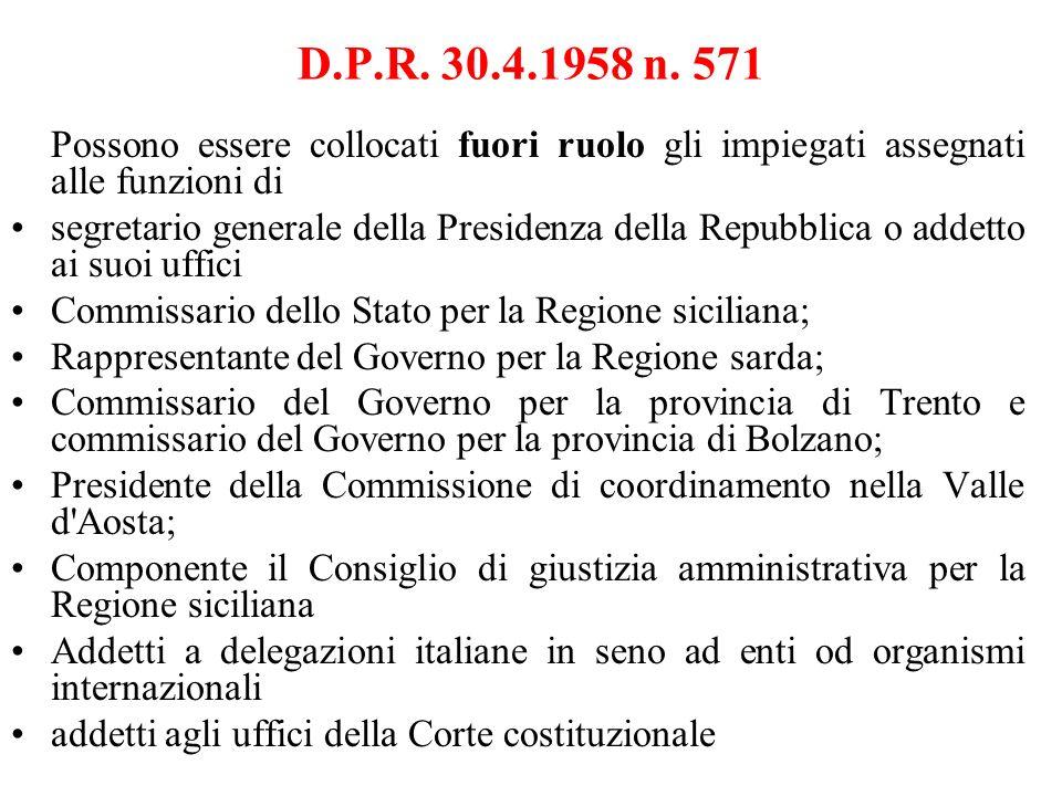 D.P.R.30.4.1958 n.