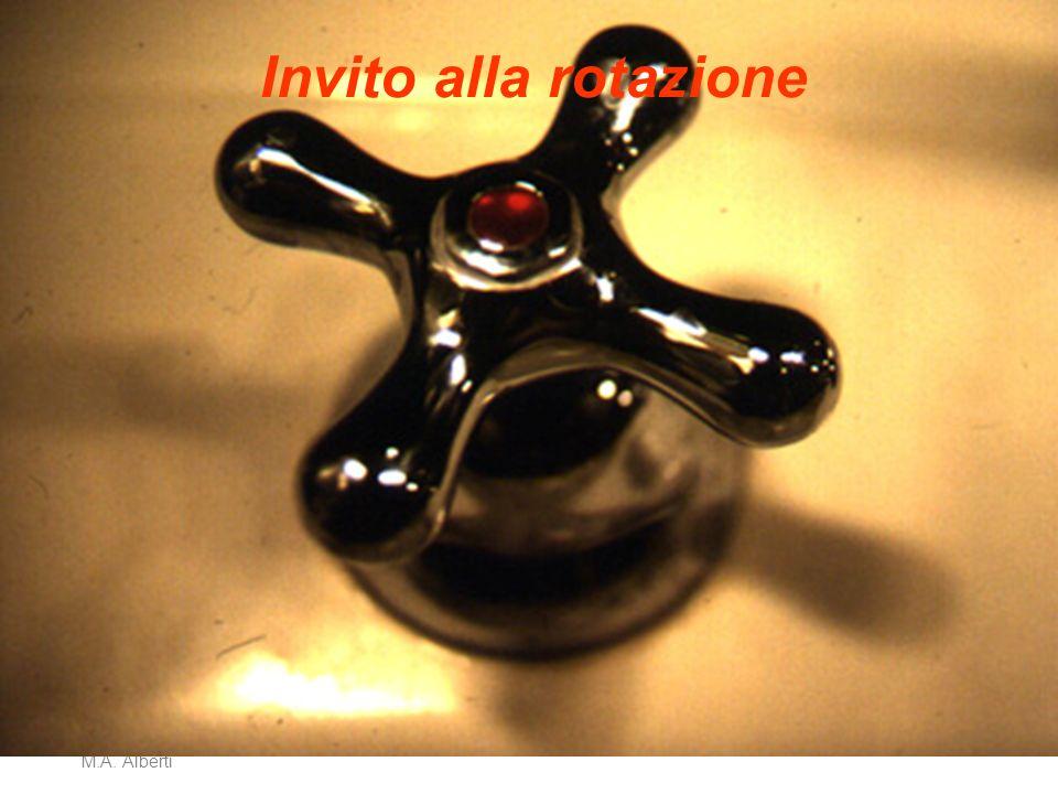 Sistemi multimediali M.A. Alberti Gli artefatti23 Invito alla rotazione