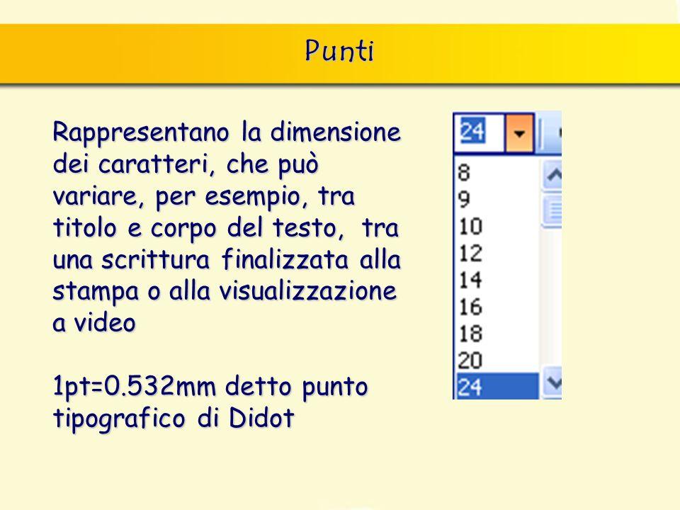 Punti finestra di dialogo Nuovo, nella quale si può scegliere sia il documento vuoto, sia un altro documento tipo, da scegliere tra i modelli forniti