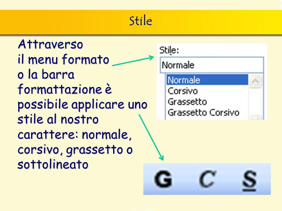 Stile finestra di dialogo Nuovo, nella quale si può scegliere sia il documento vuoto, sia un altro documento tipo, da scegliere tra i modelli forniti