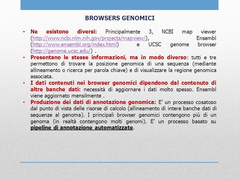 Ensembl core db schema (II) : JOIN SELECT gene_stable_id.stable_id, transcript_stable_id.stable_id, gene.biotype FROM gene_stable_id INNER JOIN gene USING (gene_id) INNER JOIN transcript USING (gene_id) INNER JOIN transcript_stable_id USING (transcript_id) WHERE gene_stable_id.stable_id=ENSG00000005955; Estrazione di tutti i trascritti di un gene