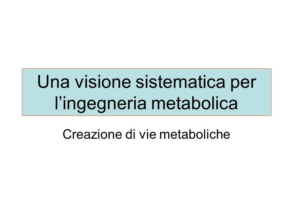 Ingegneria metabolica probabilmente efficace probab.