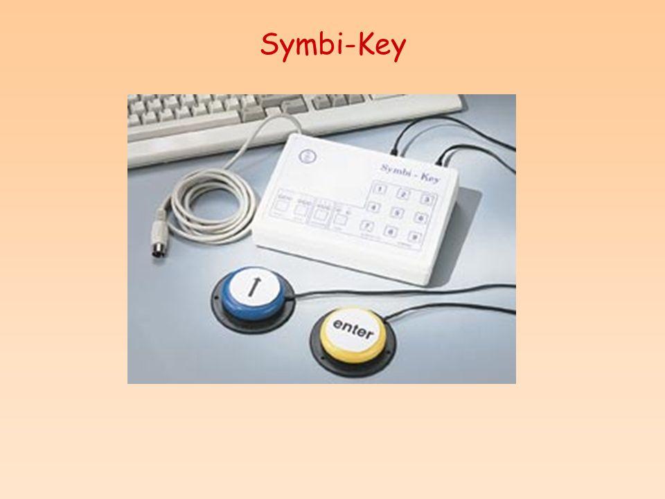 E un dispositivo da utilizzare in parallelo alla normale tastiera del PC che permette di programmare e richiamare, tramite dei sensori esterni o il joystick, delle particolari combinazioni di tasti.