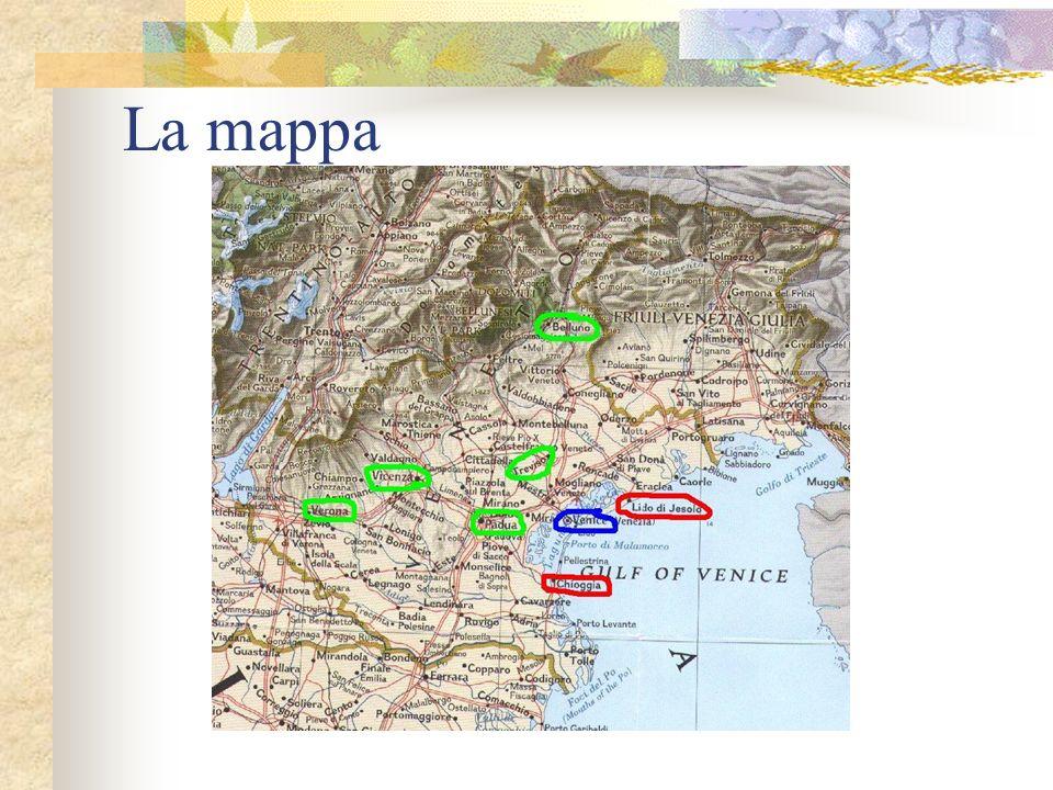 OBIETTIVO FINALE Portare loccupazione delle strutture turistiche delle province venete al livello della citta di Venezia