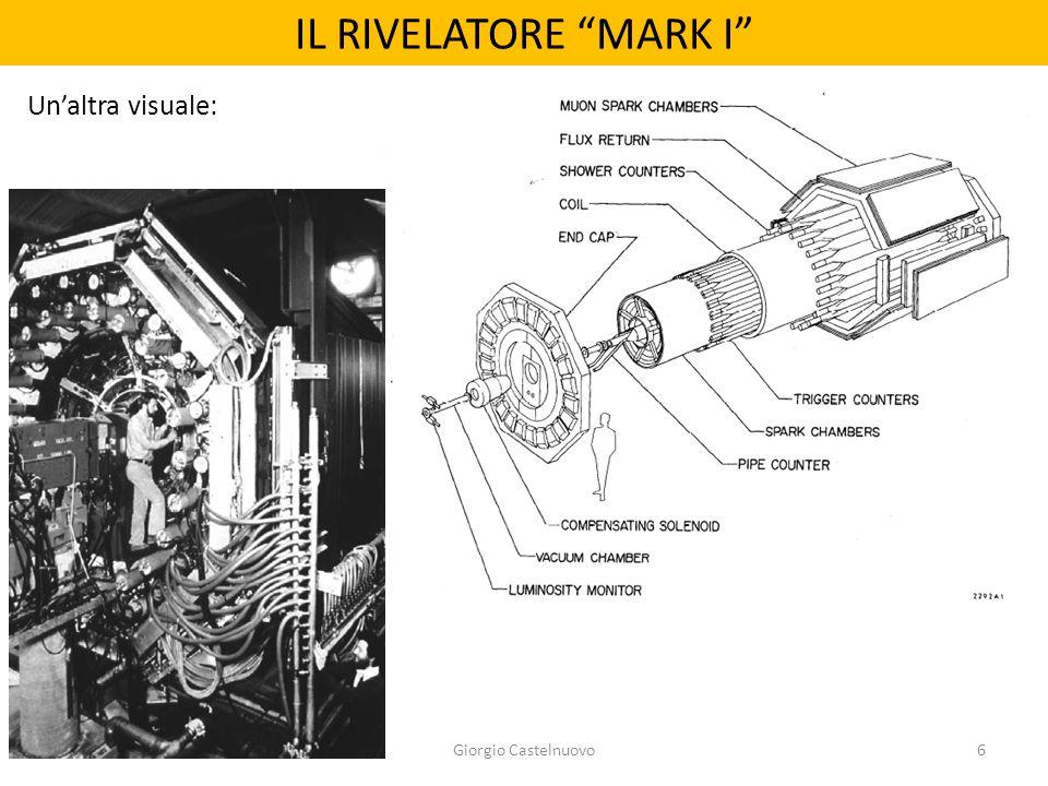 Particelle 2 (mod. 1)Giorgio Castelnuovo6 IL RIVELATORE MARK I Unaltra visuale: