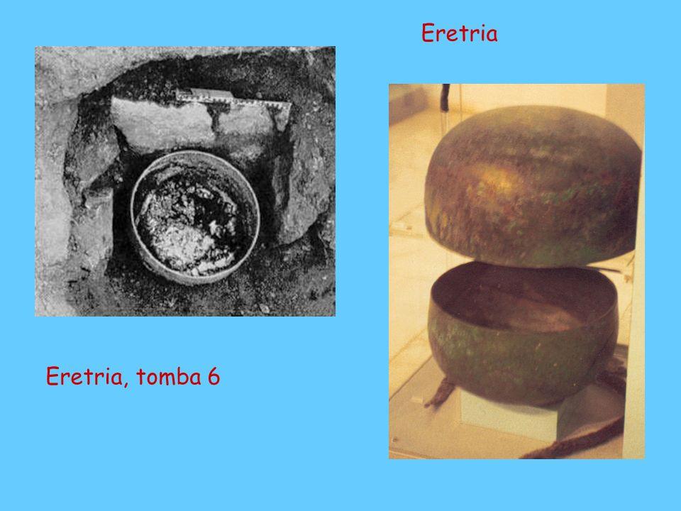 Eretria Eretria, tomba 6