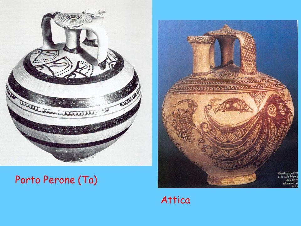 Porto Perone (Ta) Attica