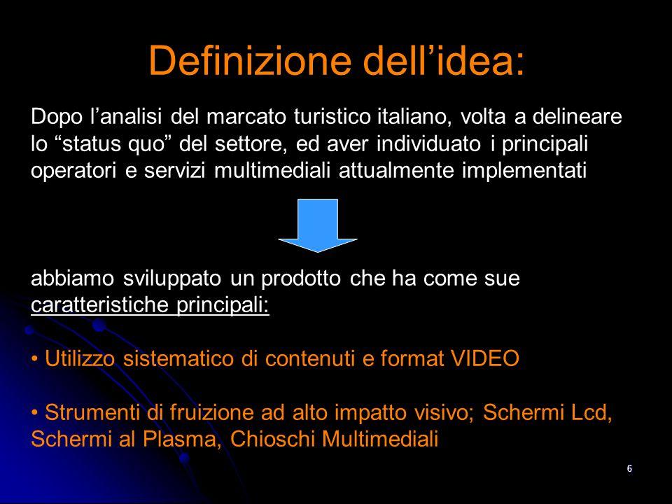 5 Il Filmato Video diventa il Re indiscusso della comunicazione.....prodotto professionalmente o generato dagli utenti è IL MEZZO DA USARE PER CONQUISTARE LATTENZIONE