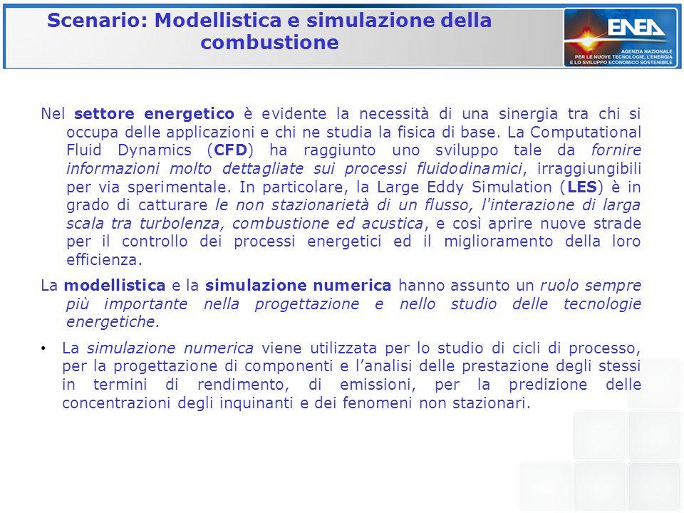 Alcuni risultati di simulazioni condotte su CRESCO Dominio computazionale del modello climatico Protheus