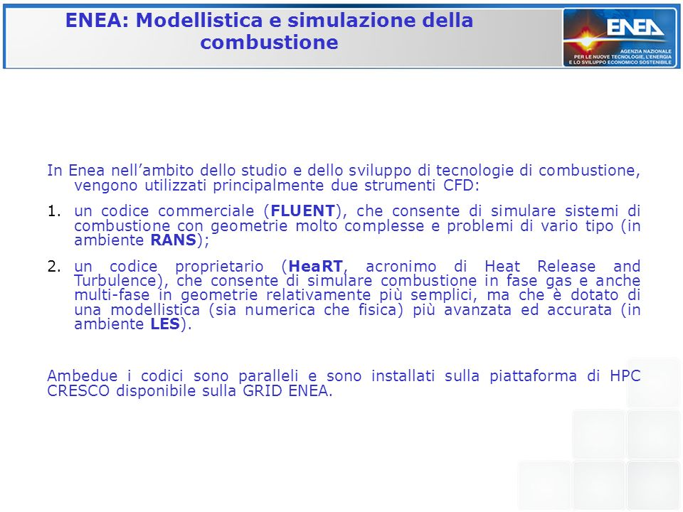 Alcuni risultati di simulazioni condotte su CRESCO 1.Dominio computazionale del modello climatico MedMit Batimetria del modello MedMit 2.