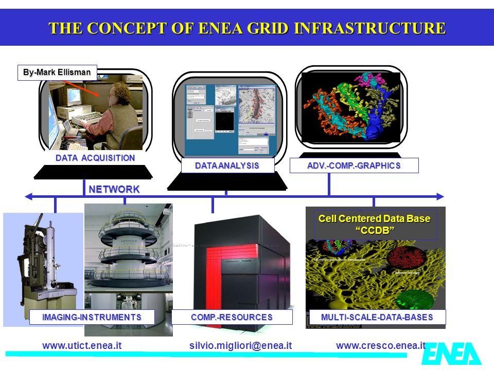 silvio.migliori@enea.itwww.cresco.enea.itwww.utict.enea.it To collaborate with ENEA ICT www.utict.enea.it