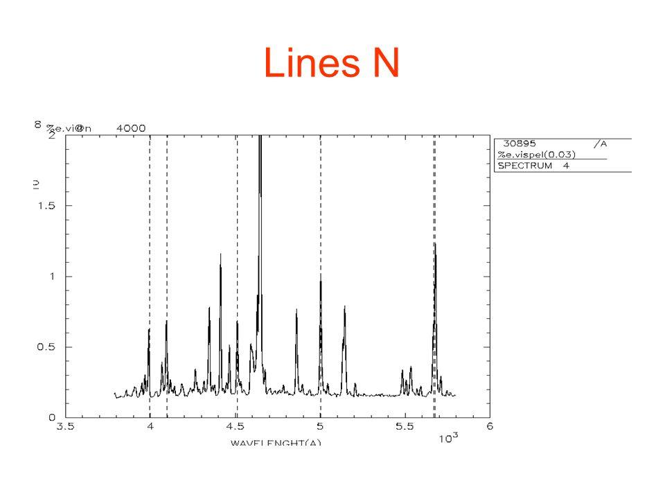 Lines N
