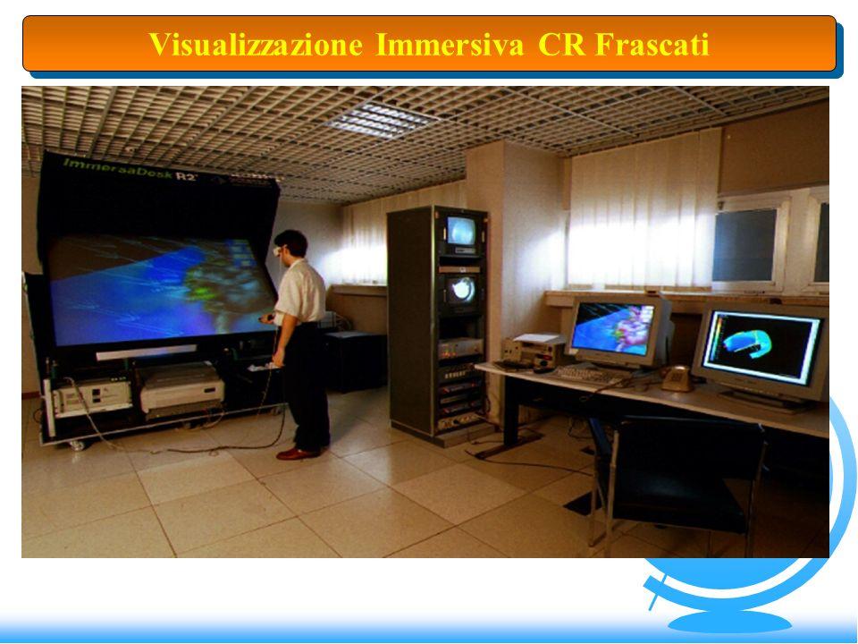 Visualizzazione Immersiva CR Frascati