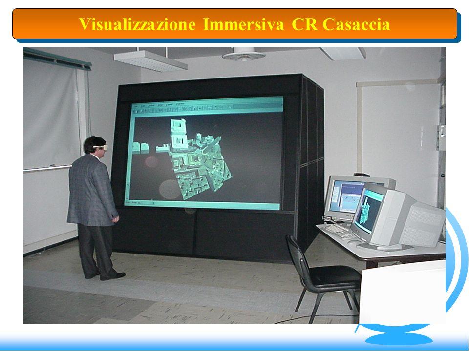 Visualizzazione Immersiva CR Casaccia
