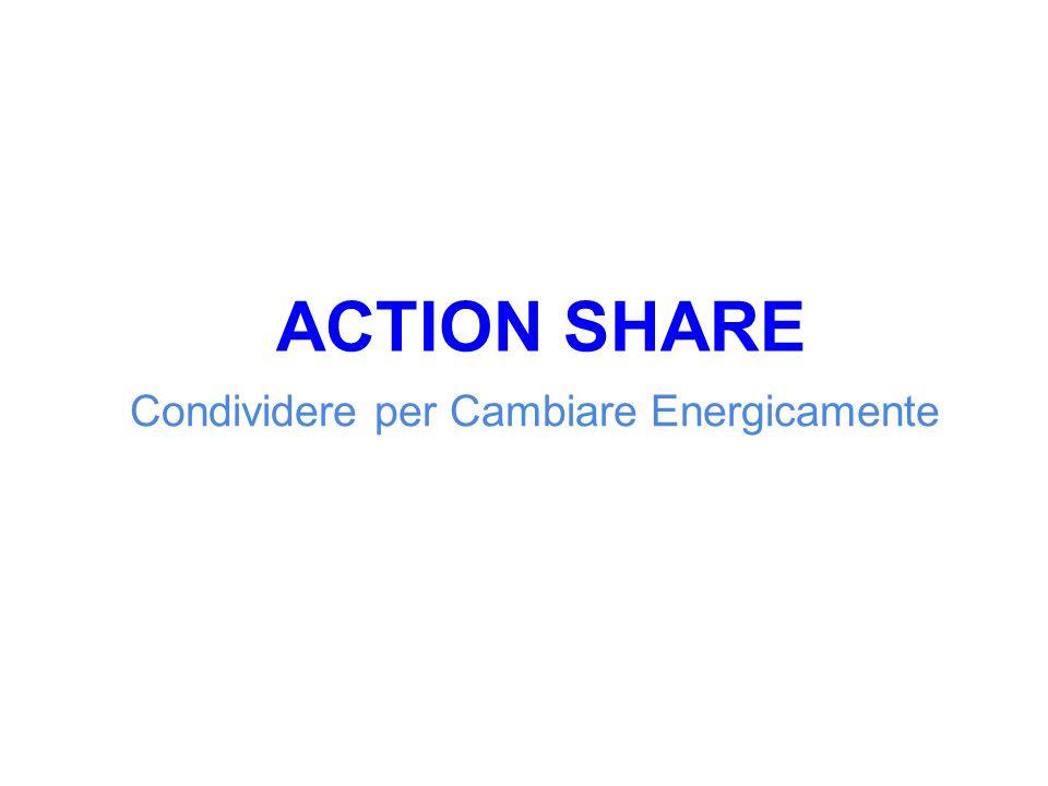 ACTION SHARE Condividere per Cambiare Energicamente