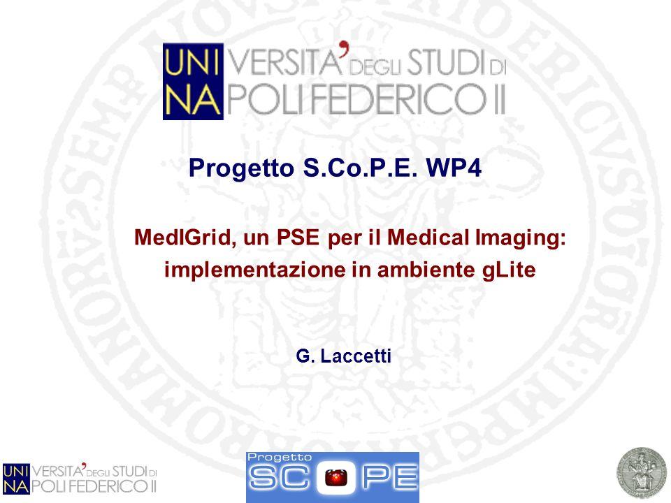 Progetto S.Co.P.E.