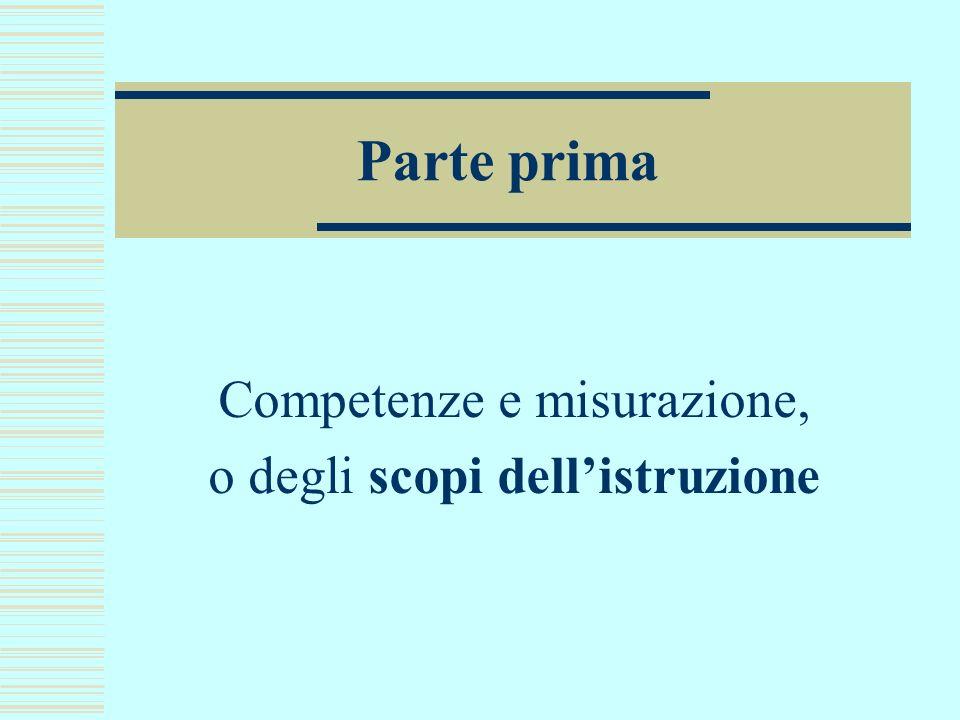 Differenza PISA / INValSI PISA: laspetto linguistico viene sottolineato di meno, mentre prevale laspetto cognitivo dei processi del lettore di fronte al testo, basati sugli scopi (farsi unidea generale, cercare informazioni, ricavare la struttura concettuale, interagire con i contenuti, …) INValSI: la comprensione del testo scritto è uno dei tre ambiti della padronanza linguistica e comprende il livello testuale, ma anche la comprensione a livello lessicale e morfosintattico 35 I d arte Bellisario - Branco o comunità.