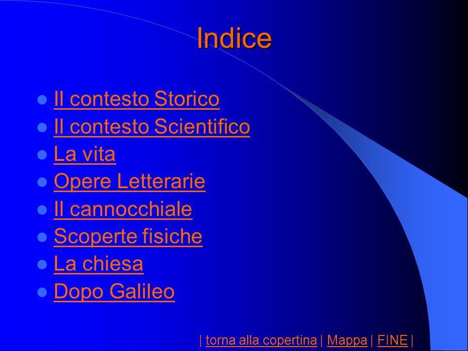 Galileo nasce a Pisa nel 1564.