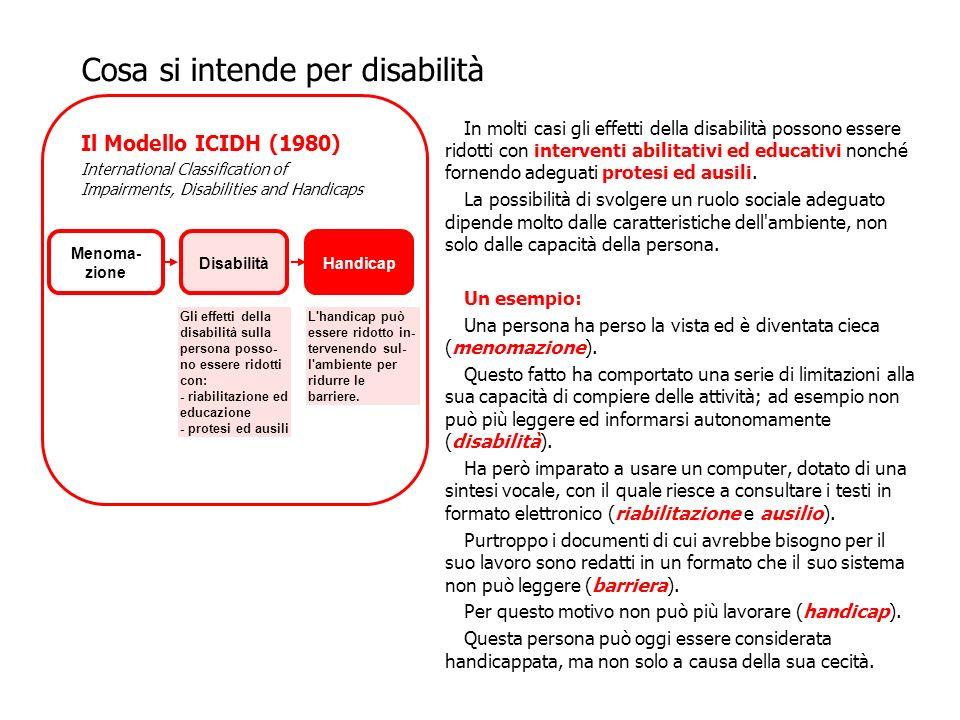 L individuazione dell alunno con disabilit à