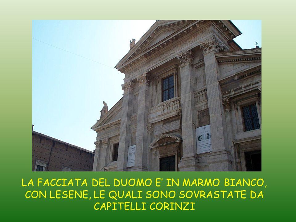 Il portale di San Domenico risale al 1451.