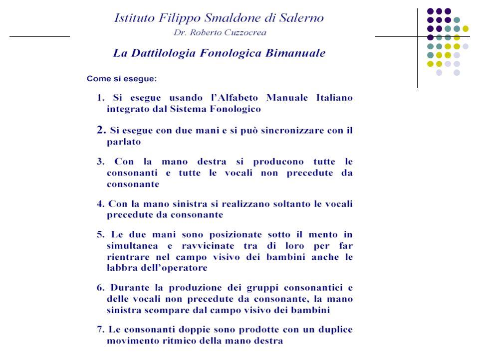 Dr. Roberto Cuzzocrea A.I.E.S. - Istituto Filippo Smaldone di Salerno