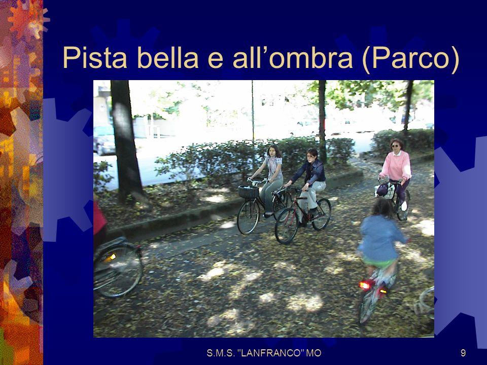 S.M.S. LANFRANCO MO9 Pista bella e allombra (Parco)