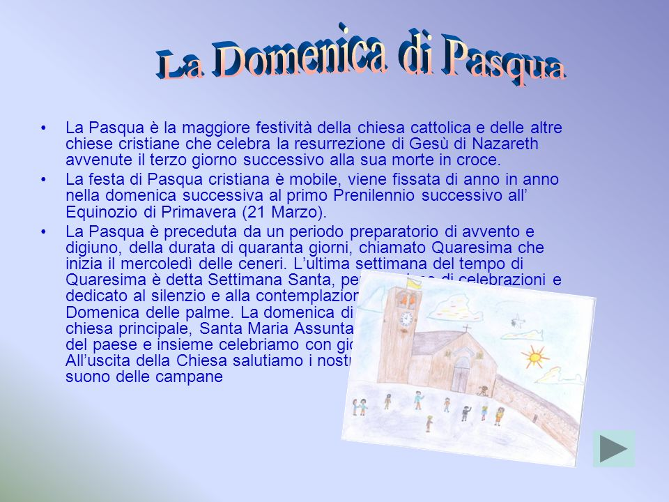 SALUTI Hello children, hello teachers!.This is our Easter presentation.