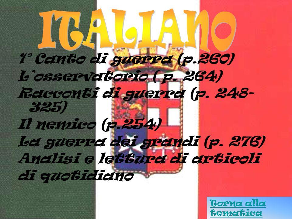 Italiano Geografia Storia ED.Artistica ED.