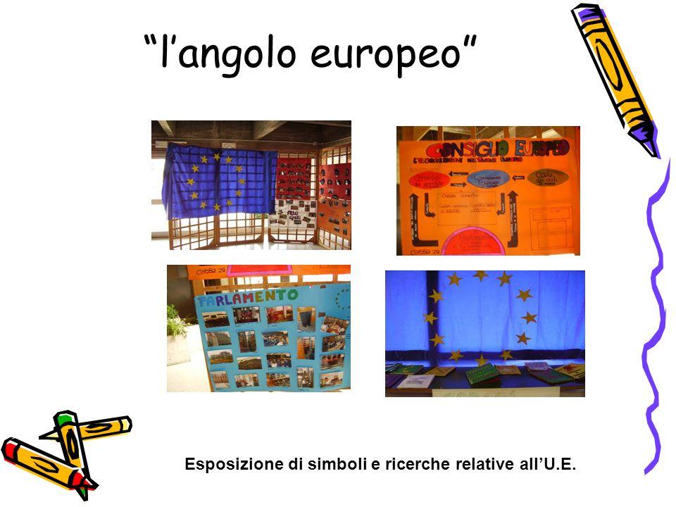 langolo europeo Esposizione di simboli e ricerche relative allU.E.