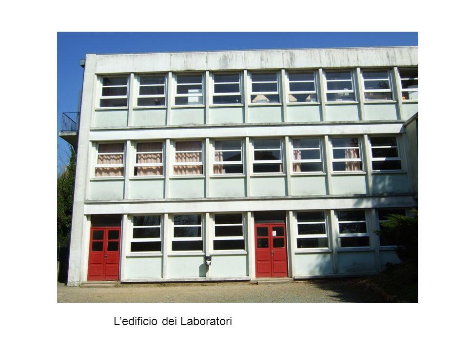 Ledificio dei Laboratori