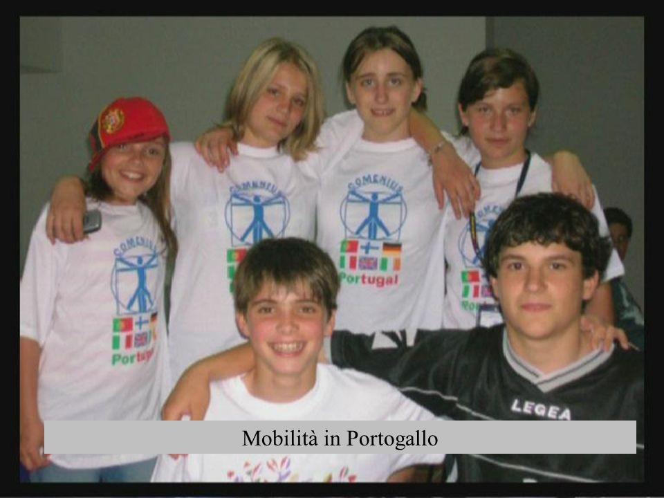 Mobilità in Portogallo