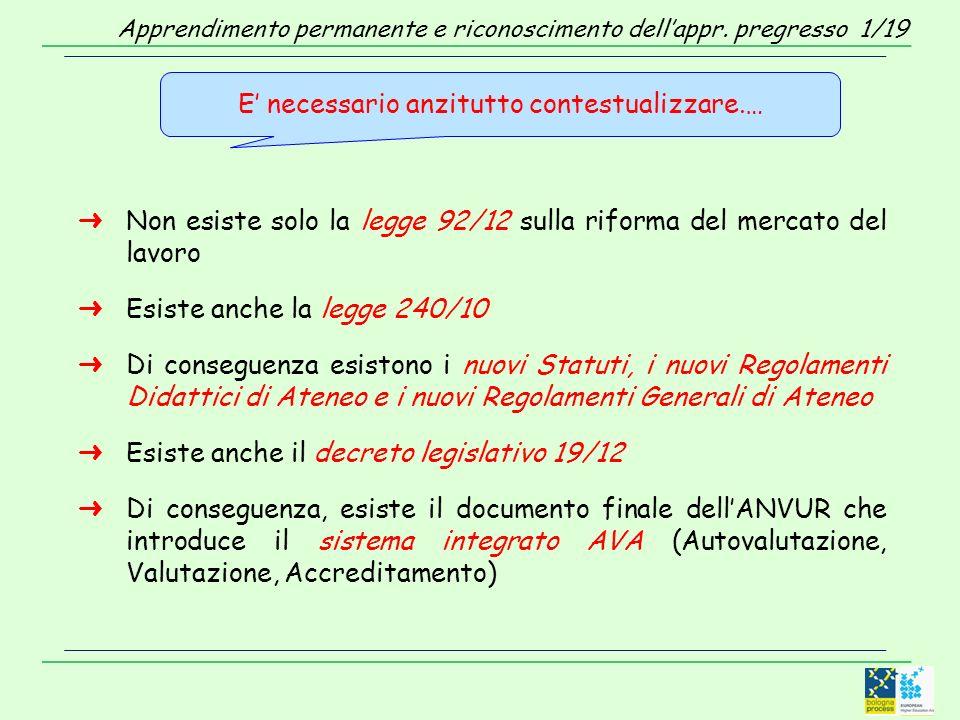 Legge 30 dicembre 2010, n.240 Nuovo SENATO Nuovo CdA Nuovi DIPARTIMENTI novità sostanziali.