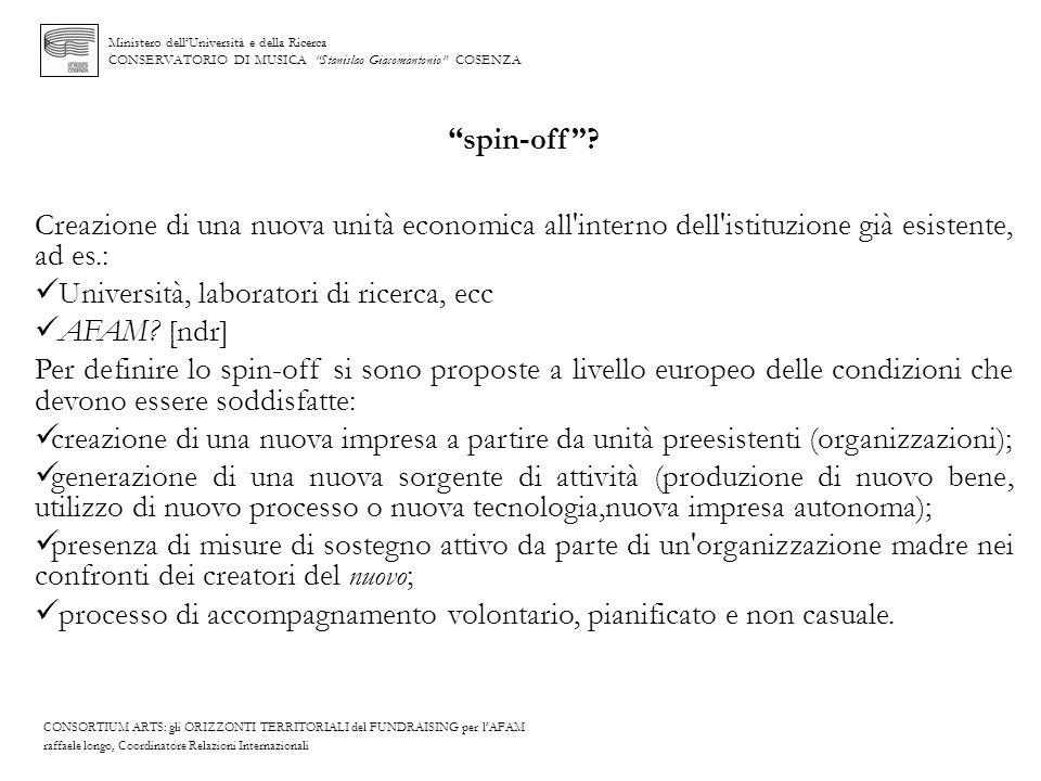 Ministero dellUniversità e della Ricerca CONSERVATORIO DI MUSICA Stanislao Giacomantonio COSENZA cosè una rete.