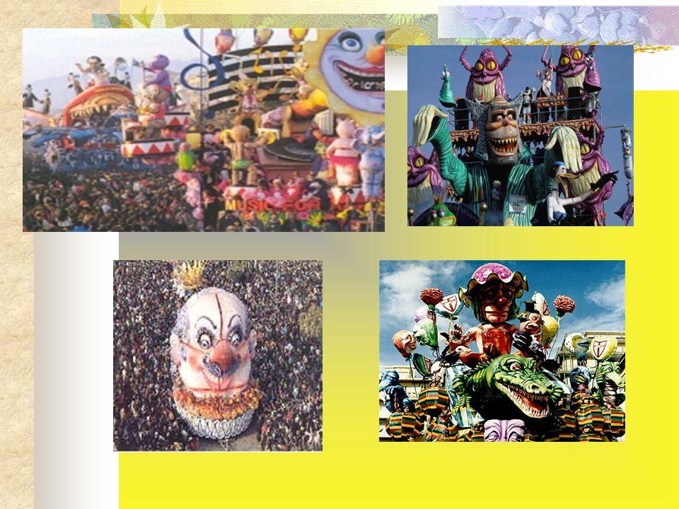 Il Carnevale di Viareggio, Carnevale d'Italia e d'Europa, compie quest'anno il suo 131° compleanno e cinquant'anni dalla prima diretta del Carnevale i