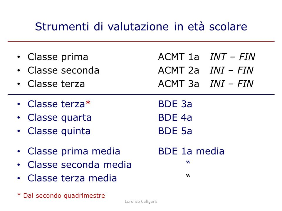 counting all Conteggio totale (counting all) 2 + 5 = 7 1, 2; 1, 2, 3, 4, 5; 1, 2, 3, 4, 5, 6, 7 counting on Conteggio dal primo addendo (counting on from first) 2 + 5 = 7 (2) 3, 4, 5, 6, 7 counting on Conteggio dal numero maggiore (counting on from larger) 2 + 5 = 7 (5) 6, 7 (Groen, Parkman; 1972) Modelli di calcolo Lorenzo Caligaris