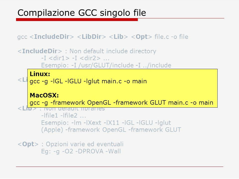 OPENGL: GL_LINES static float v[] = { 0.3, 0.7 }; glColor3f( 1.0, 0.0, 0.0 ); glLineWidth( 2.5 ); glBegin( GL_LINES ); glVertex2fv( v ); glVertex2f( 0.6, 0.2 ); glVertex2f( 0.3, 0.2 ); glVertex2f( 0.6, 0.7 ); glEnd();