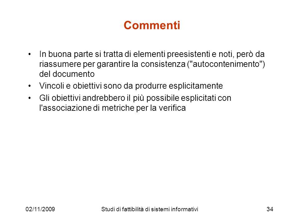 02/11/200934 Commenti In buona parte si tratta di elementi preesistenti e noti, però da riassumere per garantire la consistenza (