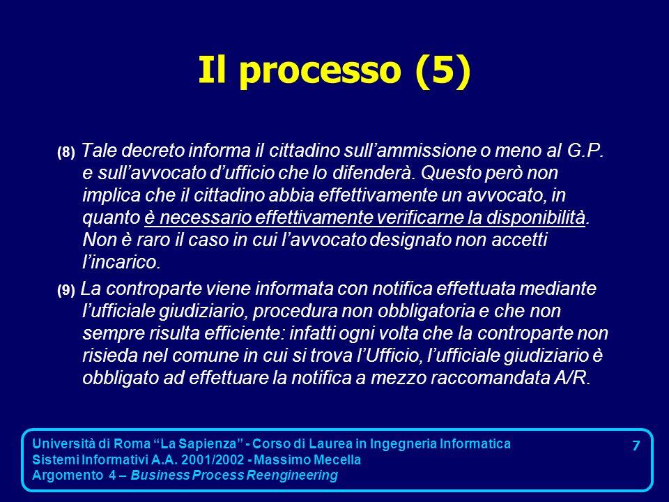 28...Identificazione ipotesi di soluzione...