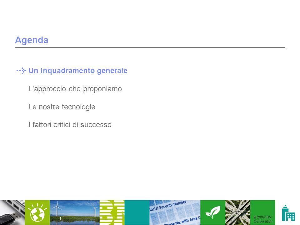 © 2009 IBM Corporation | Di quale fenomeno stiamo parlando.