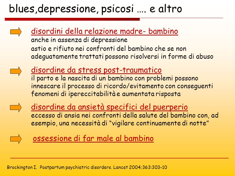 clinica, DSM IV..e test di screening American Psychiatric Association.