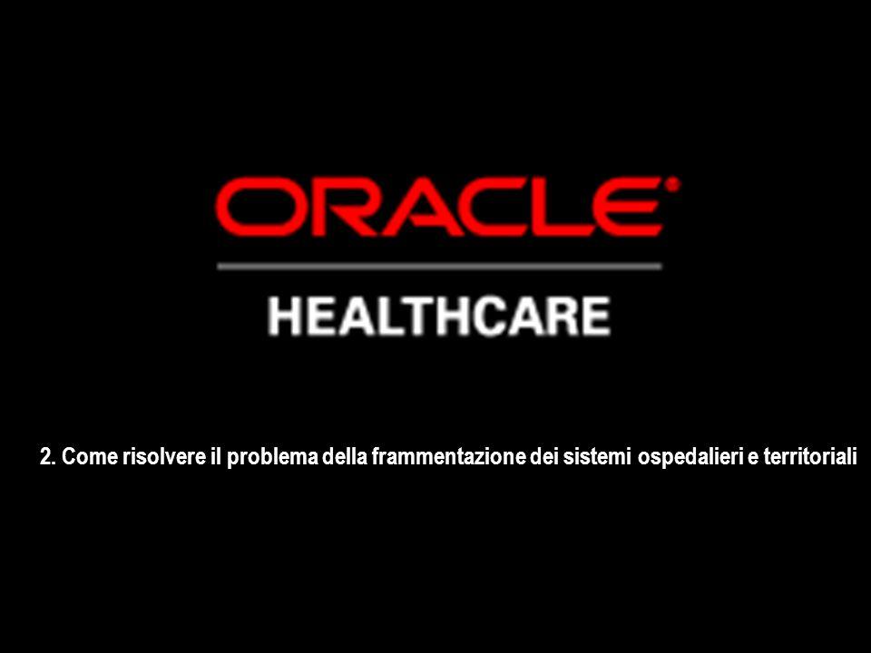 2. Come risolvere il problema della frammentazione dei sistemi ospedalieri e territoriali